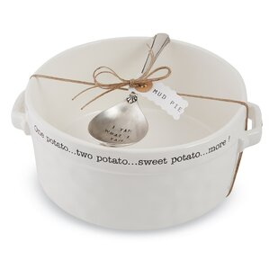Nicoline 2-Piece Souffle Serving Bowl Set