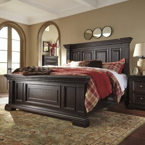 Althea Panel Bed by Darby Home Co