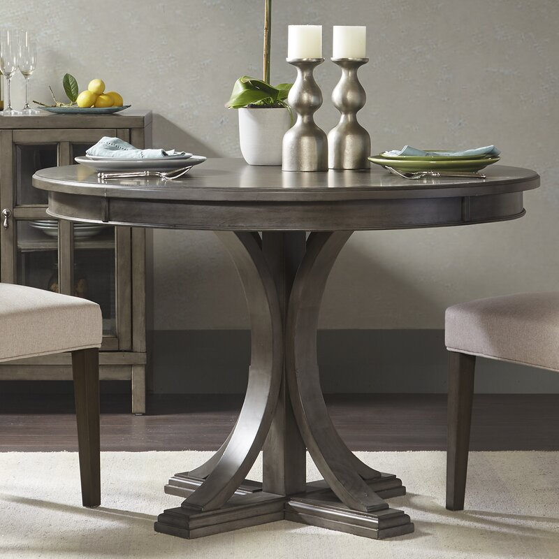 Madison Park Signature Helena Round Dining Table Amp Reviews