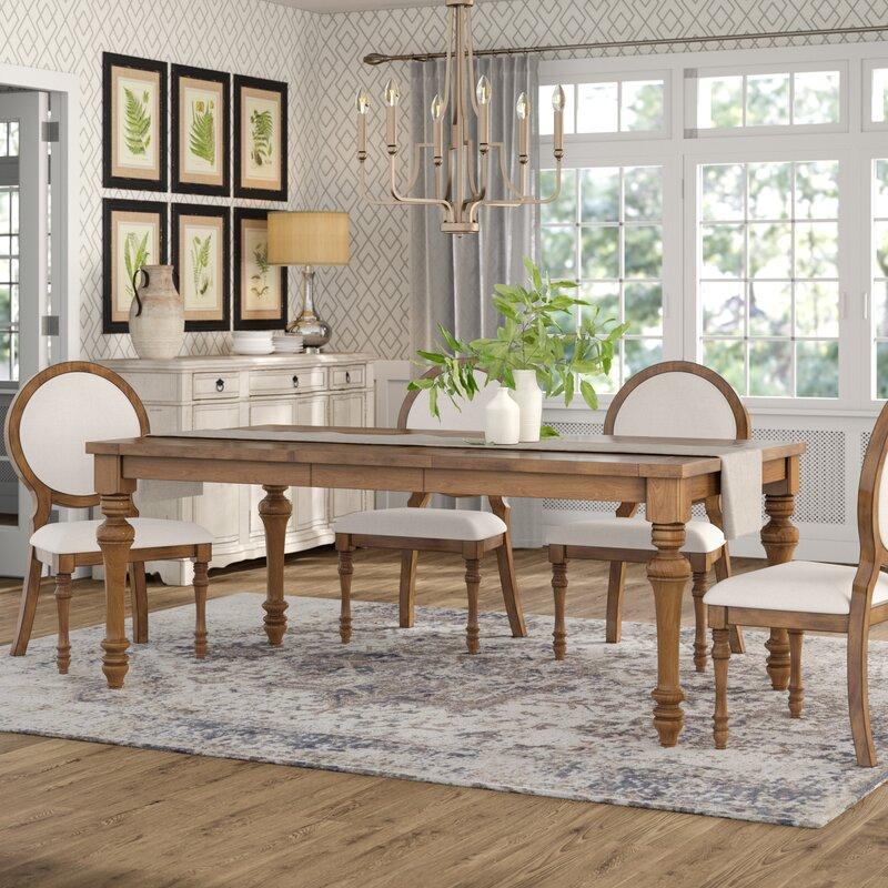 0d834cde12b00f Calila Extendable Dining Table & Reviews | Joss & Main