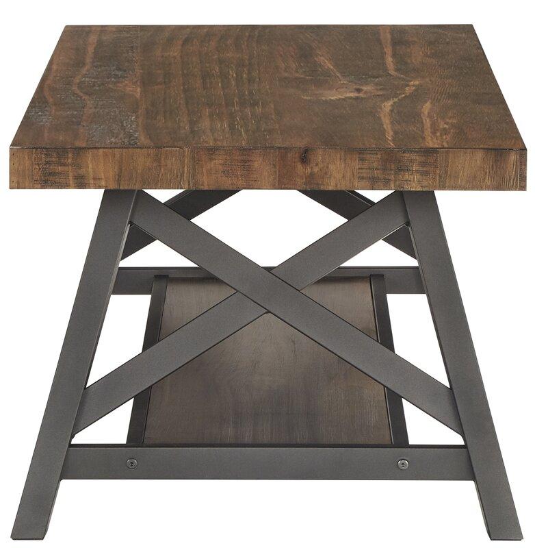 Laurel Foundry Modern Farmhouse Silvis Coffee Table