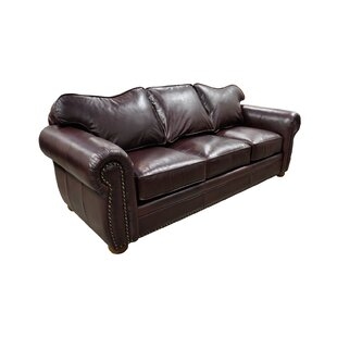 Leather Sleepers You\'ll Love | Wayfair