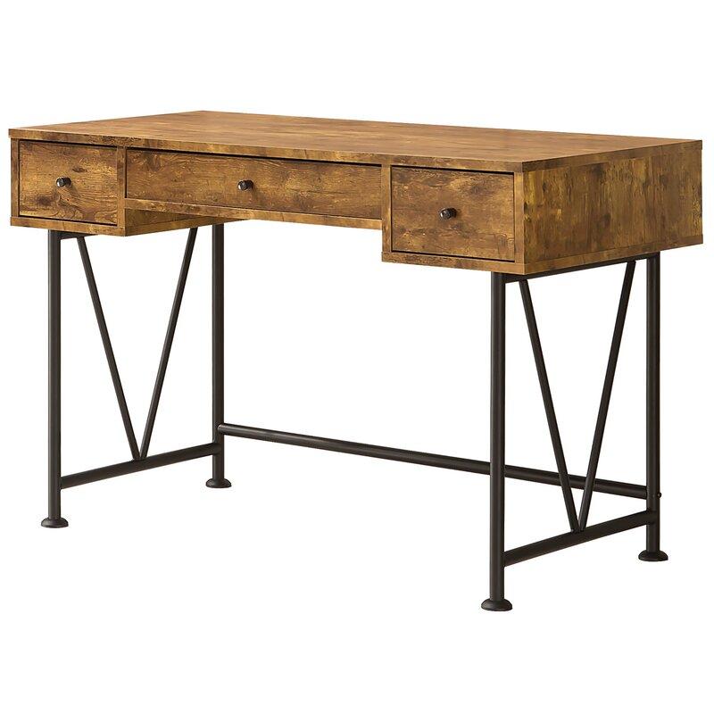 Laurel Foundry Modern Farmhouse Epineux Writing Desk Wayfair