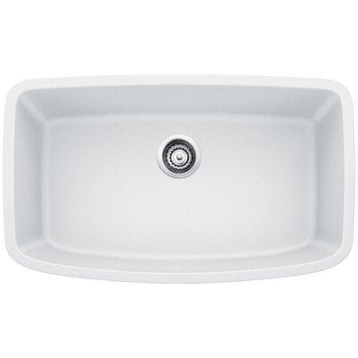 Valea 32 X 19 Super Single Undermount Kitchen Sink