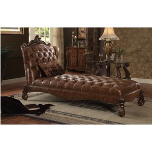 Welton Chaise Lounge by Astoria Grand