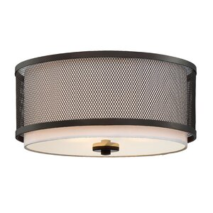 Birchfield 3-Light Flush Mount