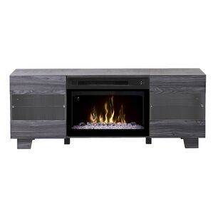 Max TV Stand with Fireplace by Dimplex