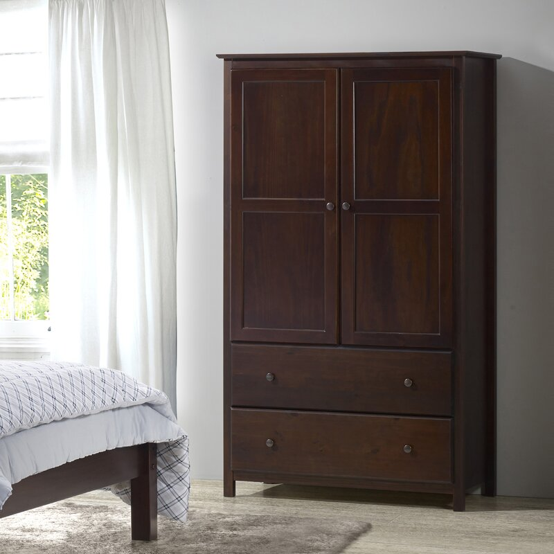 Lovely Shaker TV Armoire