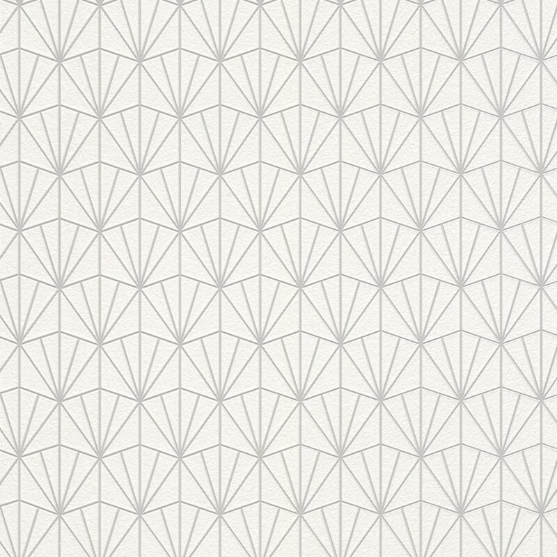 Walls Republic Modern 33 X 20 8 Quot Geometric Fan Wallpaper