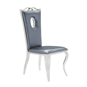 Krehbiel Upholstered Dining Chair by Orren Ellis