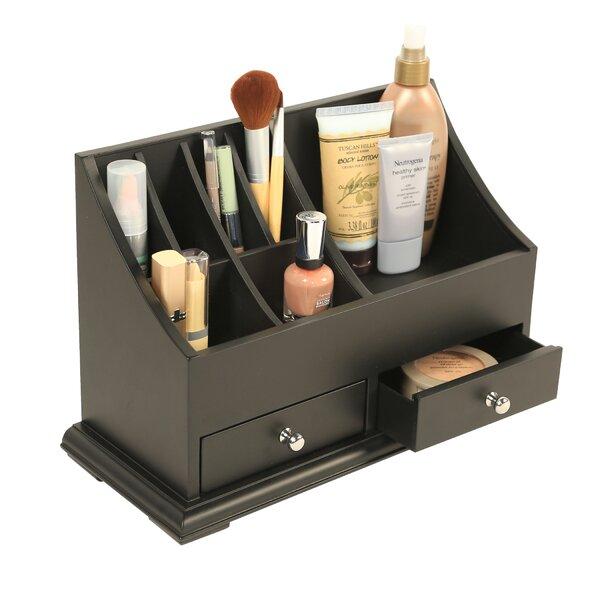Richards Homewares Personal Counter Top Cosmetic Organizer - Cosmetic organizer countertop