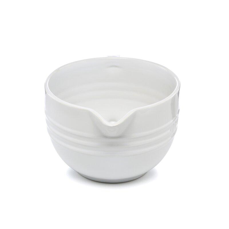 Stoneware Batter Mixing Bowl