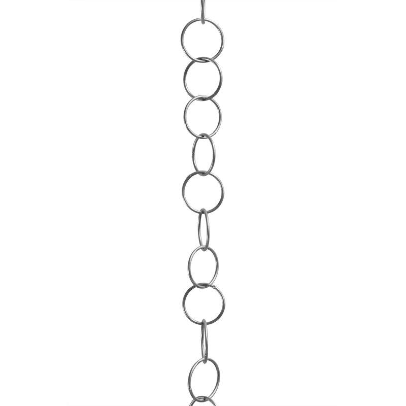 Ch 41l Pn Round Wire Decorative Fixture Chain