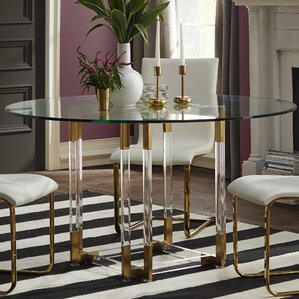 Ortega Dining Table by Willa Arlo Interiors