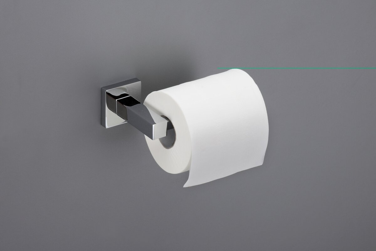 how to fix toilet paper holder come off wall