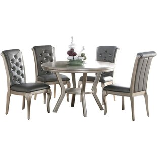 Adele 5 Piece Dining Set