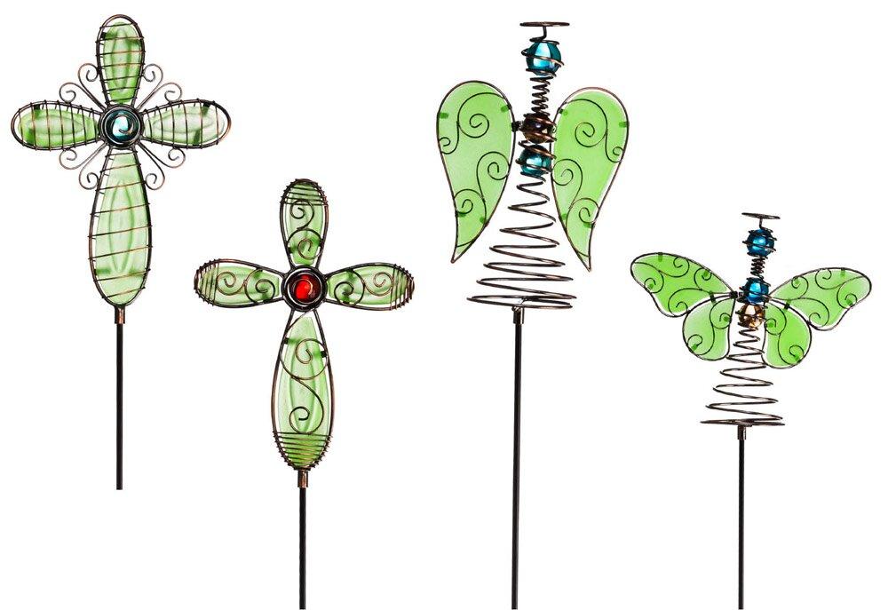 Evergreen Enterprises, Inc 4 Piece Inspirational Glow in the Dark ...