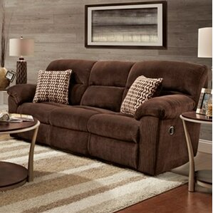 Simon Reclining Sofa by Chelsea Home