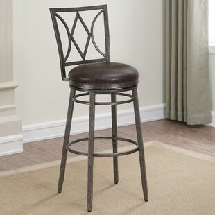 Dursley Adjustable Height Swivel Bar Stool