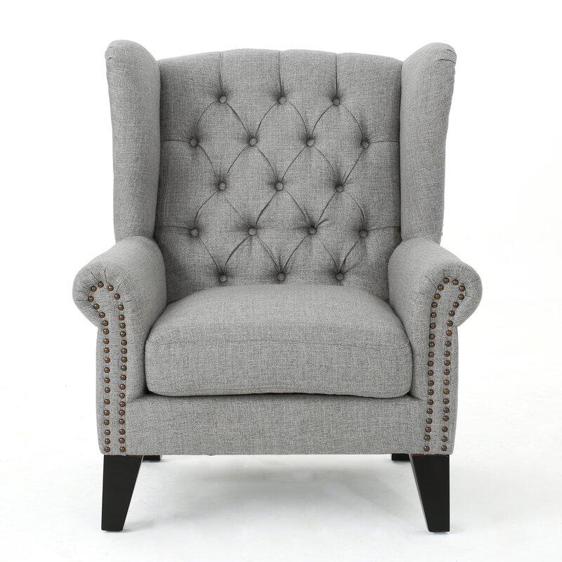 Golf Wingback Chair Amp Reviews Birch Lane