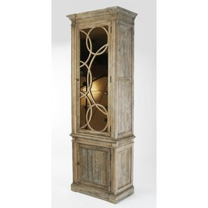 Corinne Lighted China Cabinet by Zentique Inc.