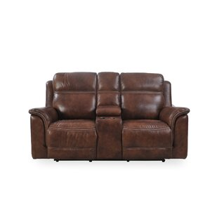 Chisnell Reclining Loveseat by Darby Home Co