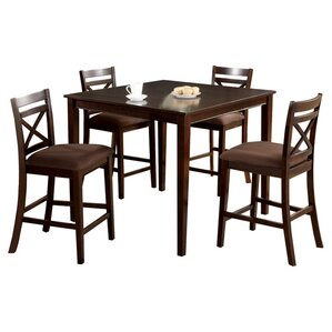 Easton 5 Piece Counter Height Dining S..