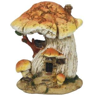 fairy garden mushroom house - Fairy Garden Houses