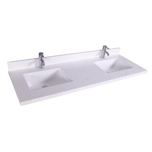 vanity tops with double sink. Save To Idea Board Double Vanity Tops You Ll Love  Wayfair