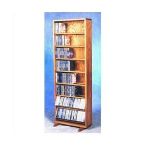 800 Series 336 CD Dowel Multimedia Storage R..