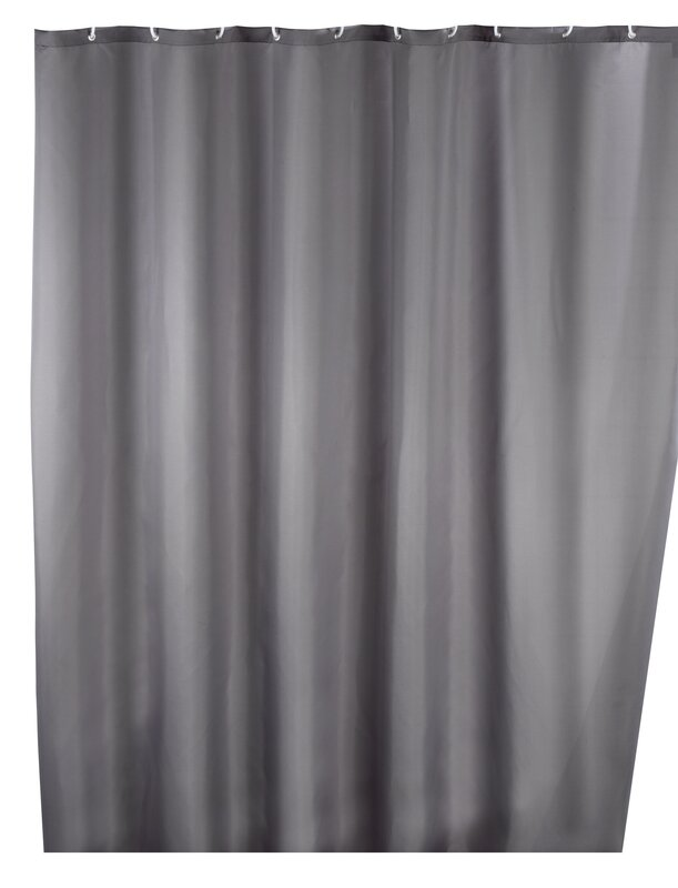 Wenko Anti-Mould Shower Curtain & Reviews | Wayfair.co.uk
