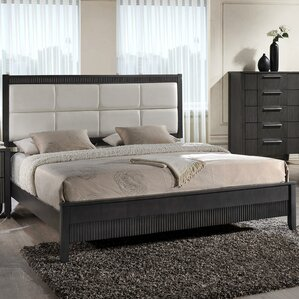 Coppin Upholstered Platform Bed by Brayden Studio