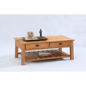 Plutarch Coffee Table by August Grove