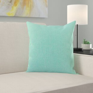 turquoise couch pillows wayfair