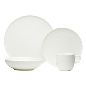 Every Time 16 Piece Dinnerware Set, Service for 4