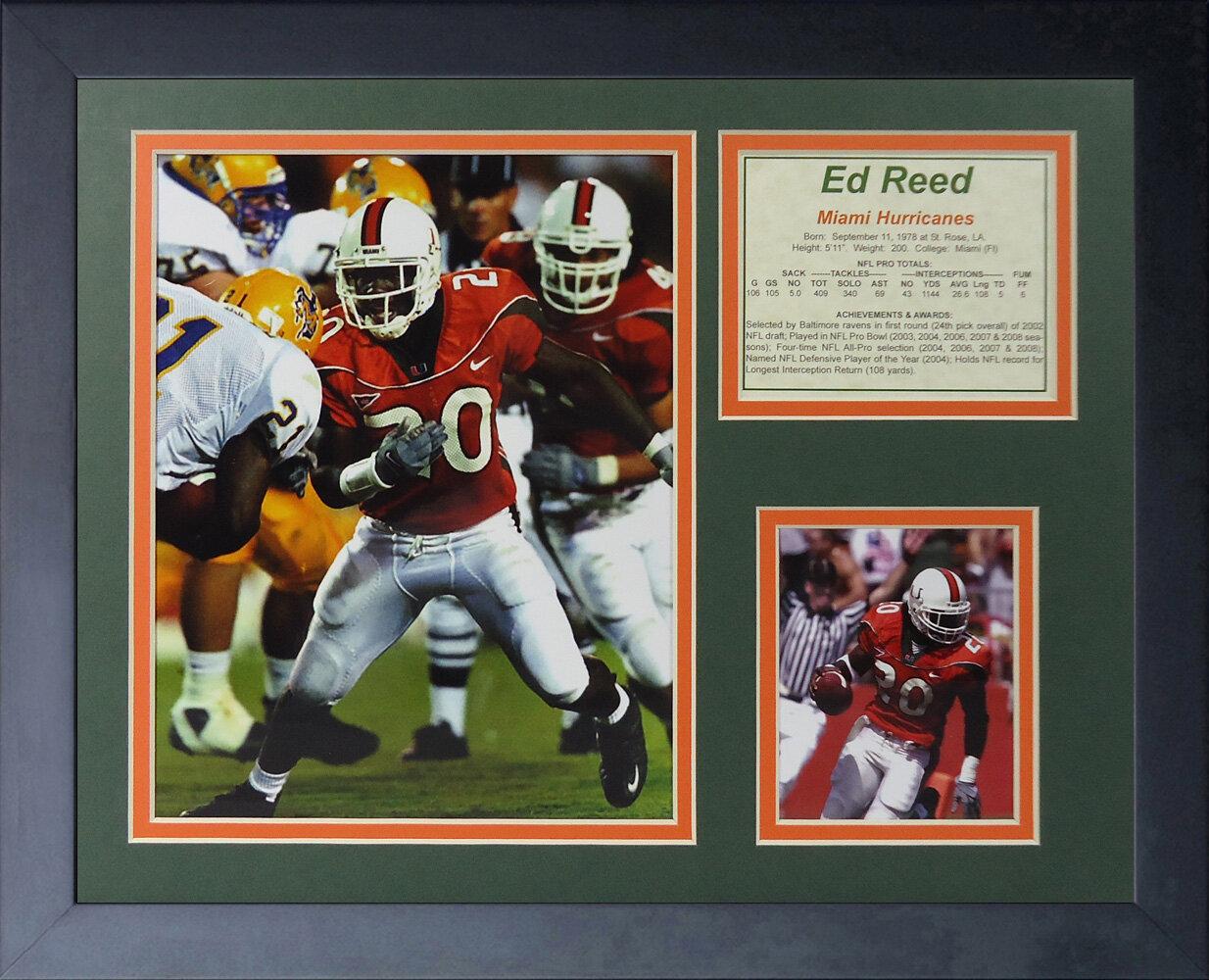 Legends Never Die Ed Reed