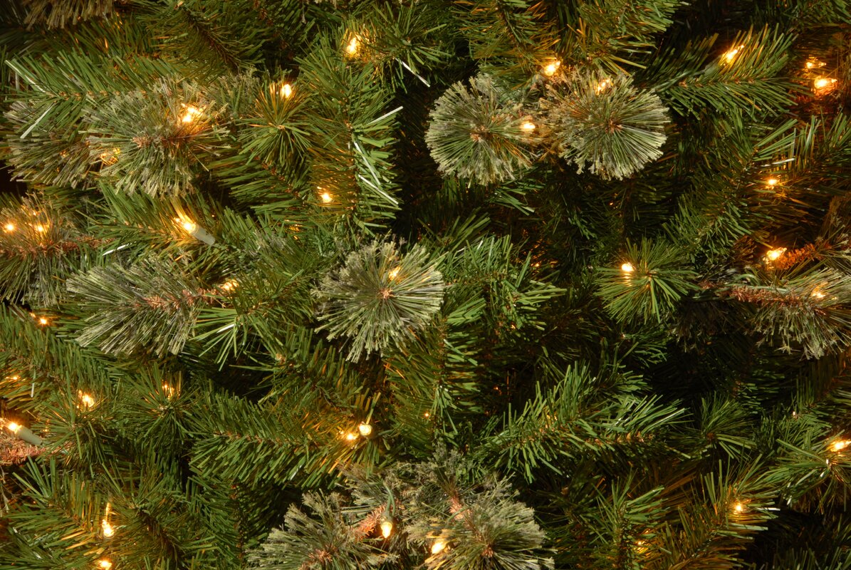 National Tree Co. Atlanta Spruce 4' Green Artificial