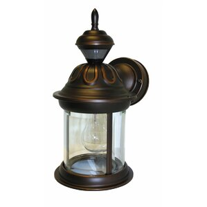 Bridgeport 1 Light Outdoor Wall Lantern
