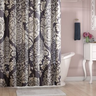 Boyden Cotton Shower Curtain