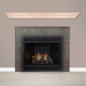 white fireplace mantel shelf. Fireplace Mantel Shelf Mantels You ll Love  Wayfair