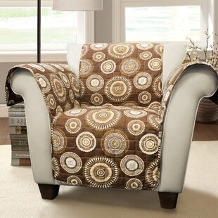 slipcover in cushion pinstripe t bed piece sure beyond buy taupe from fit slipcovers bath stretch chair