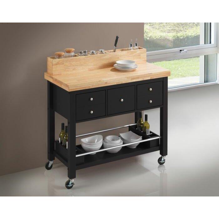 Trabelsi Kitchen Cart