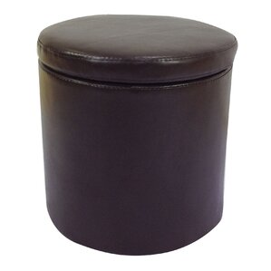 Castillian Round Storage Ottoman by NOYA USA