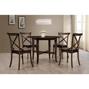 Farris Round Dining Table by Crown Mark