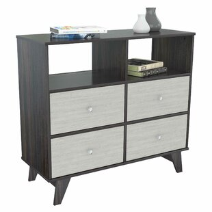 Pinkerton 4 Drawer Dresser