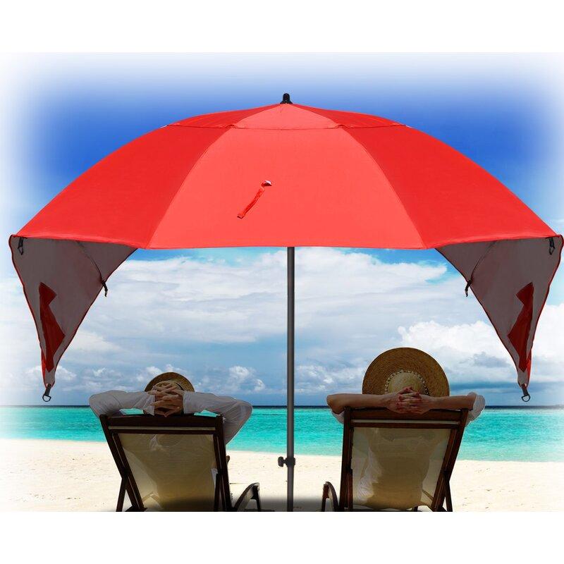 Hartsdale Portable Sun And Weather 7 Beach Umbrella