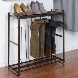 Space Saving Tilt Out Boot Storage