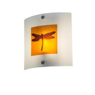 Alondra Dragonfly 1 Light Flush Mount