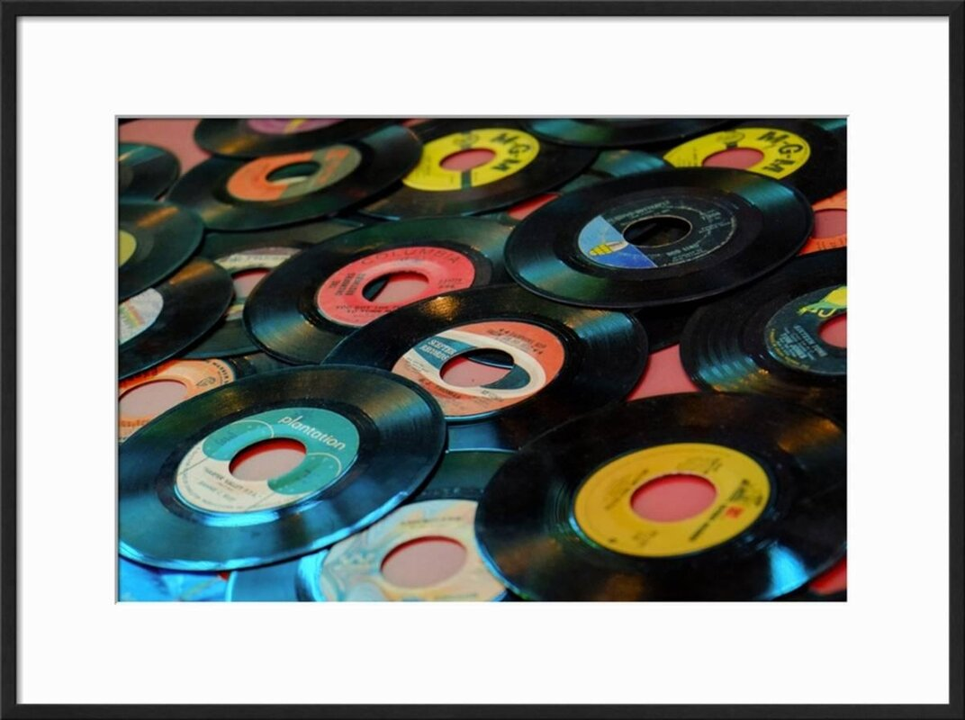 Winston Porter \'Collection of Vinyl Records, Wildwood, New Jersey ...