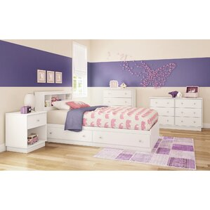 litchi twin platform bedroom set